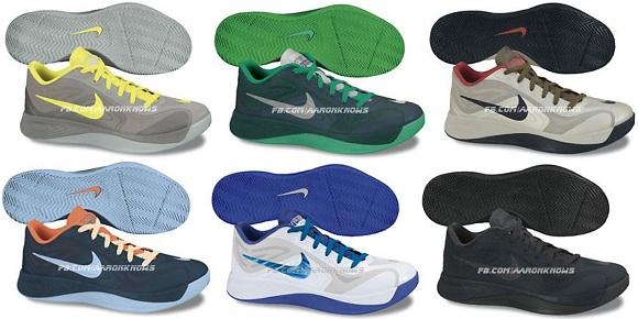Rajon Rondo's new Nike Hyperfuse low