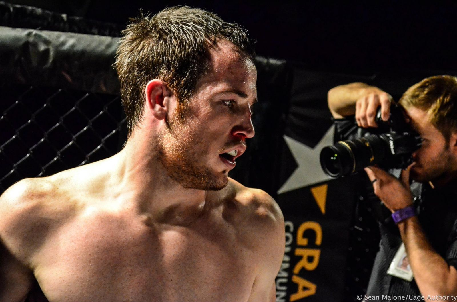 Damon Jackson returns to action this Saturday at UFC on Fox 18