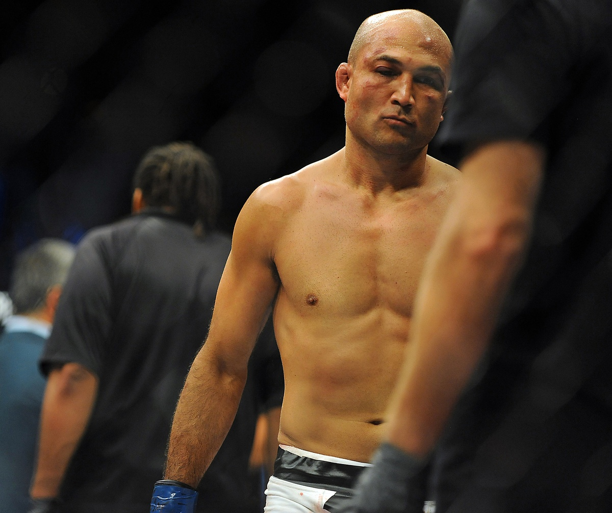 UPDATE: UFC Hall of Famer B.J. Penn involved in bar fight in Hawaii (Video)