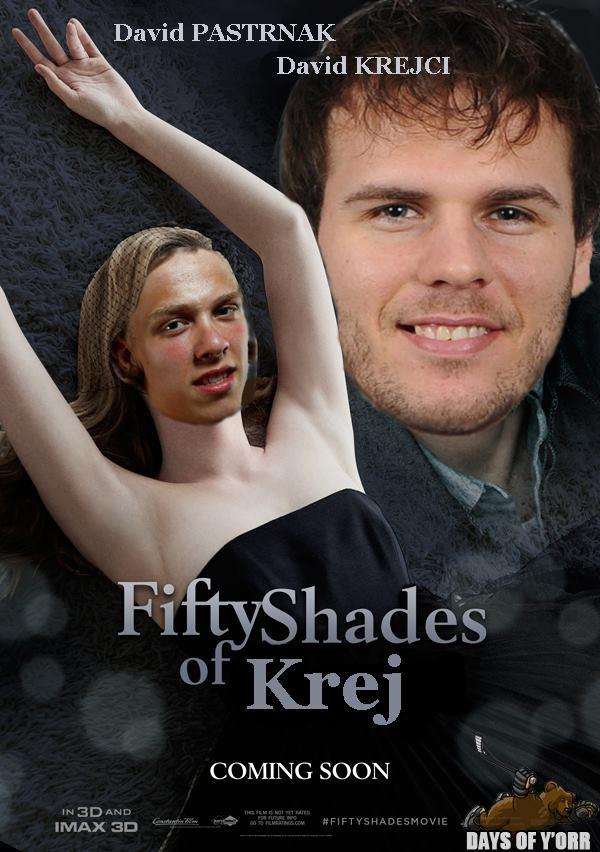 Fifty Shades of Krej