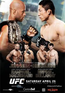 ufc 186 fight card