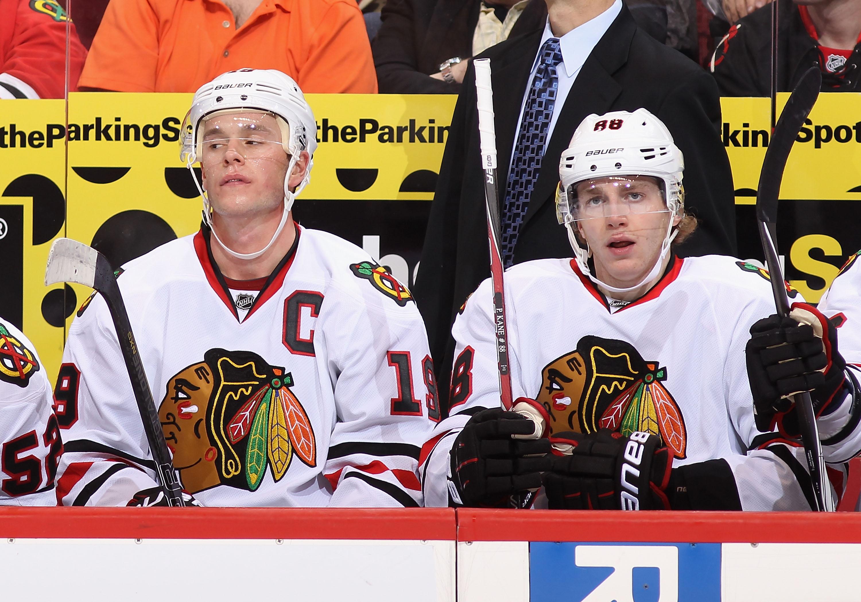 UND in the Stanley Cup Playoffs