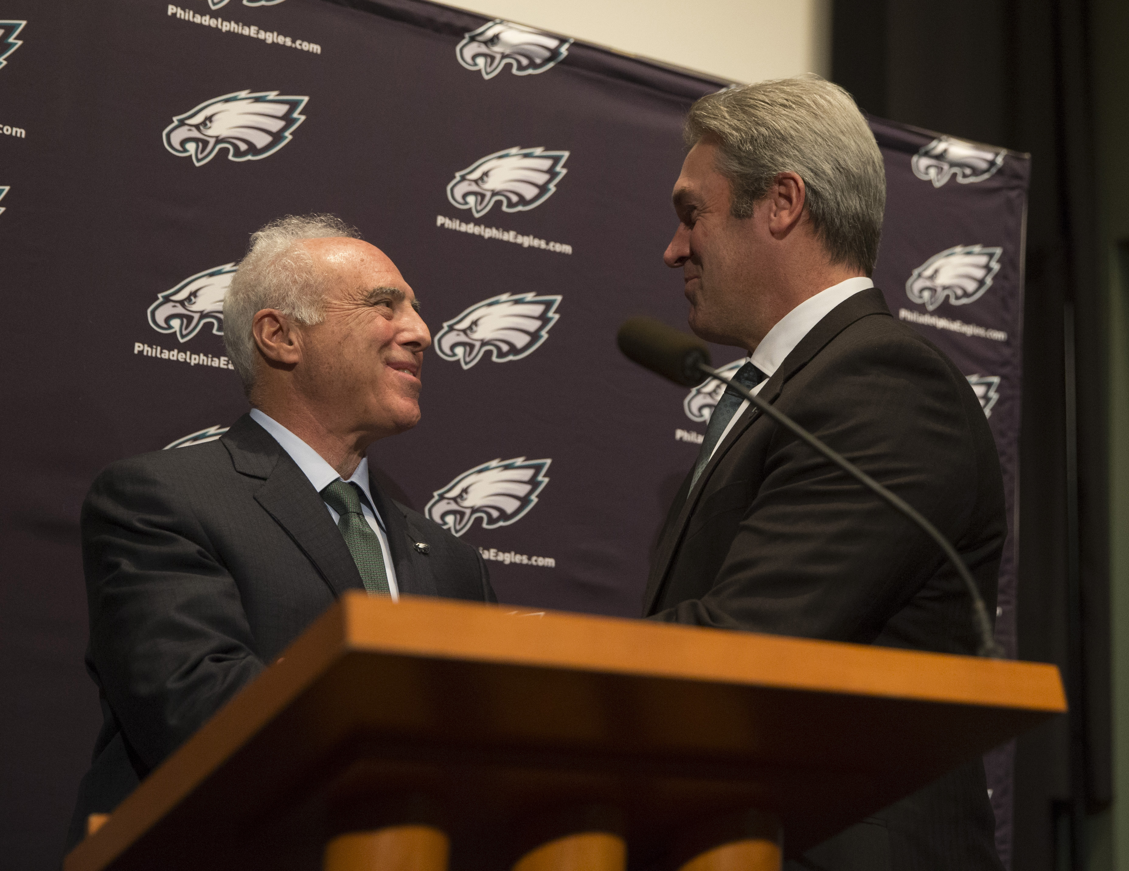 Short version of Eagles' firing of Doug Pederson