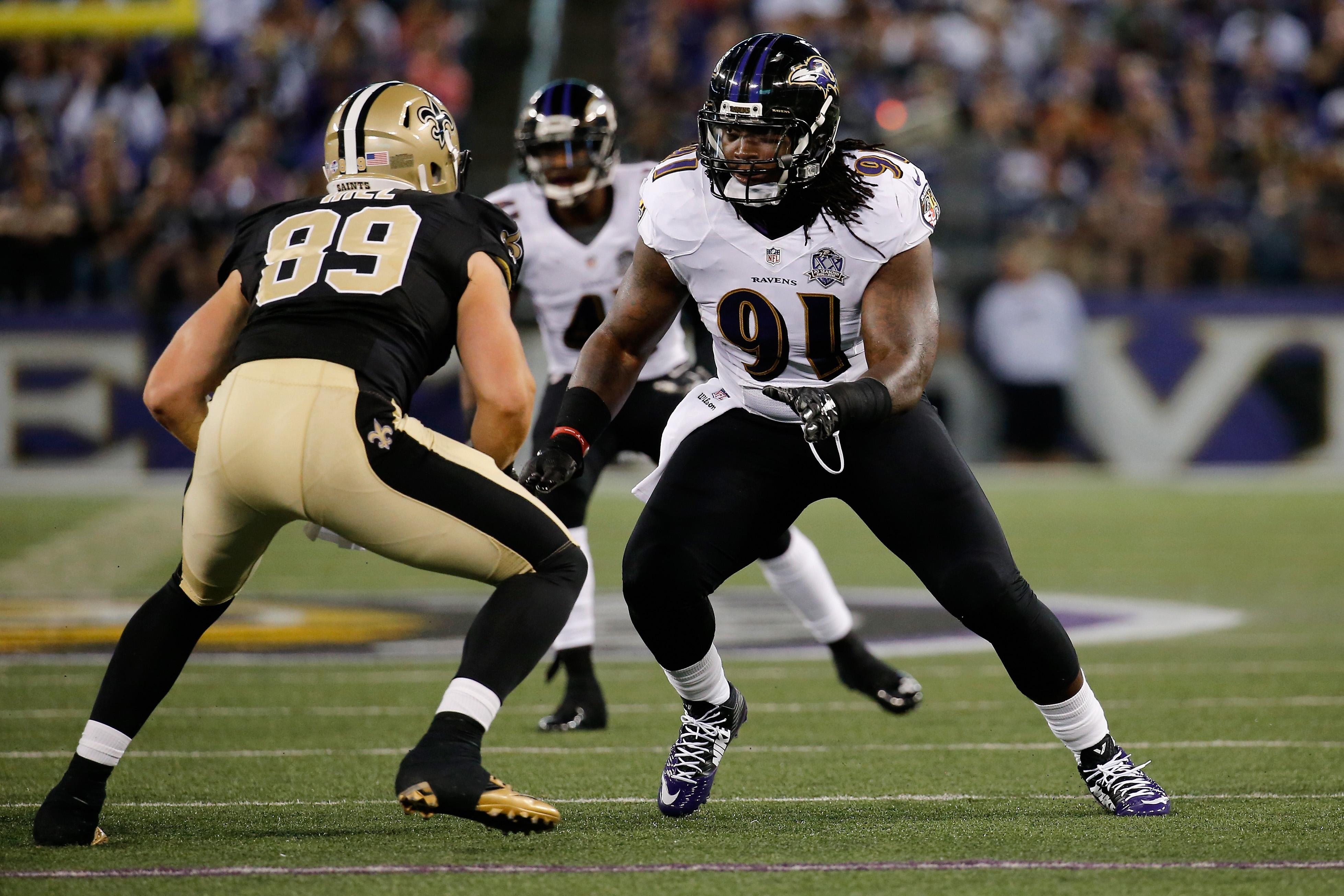 Ravens 'B' team outlasts Saints 'B' team, 17-14, in PS1