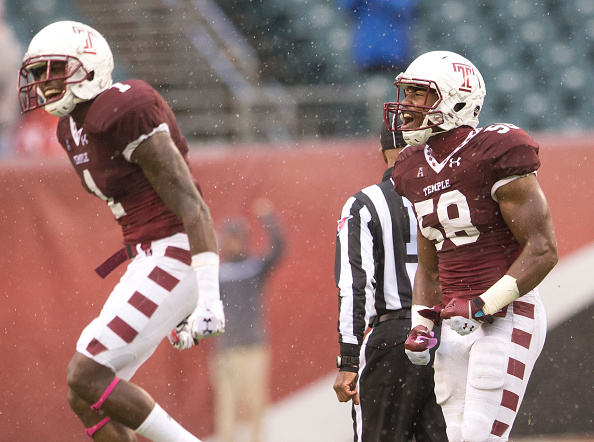 Ravens select former Temple DB Tavon Young in the 2016 NFL Draft