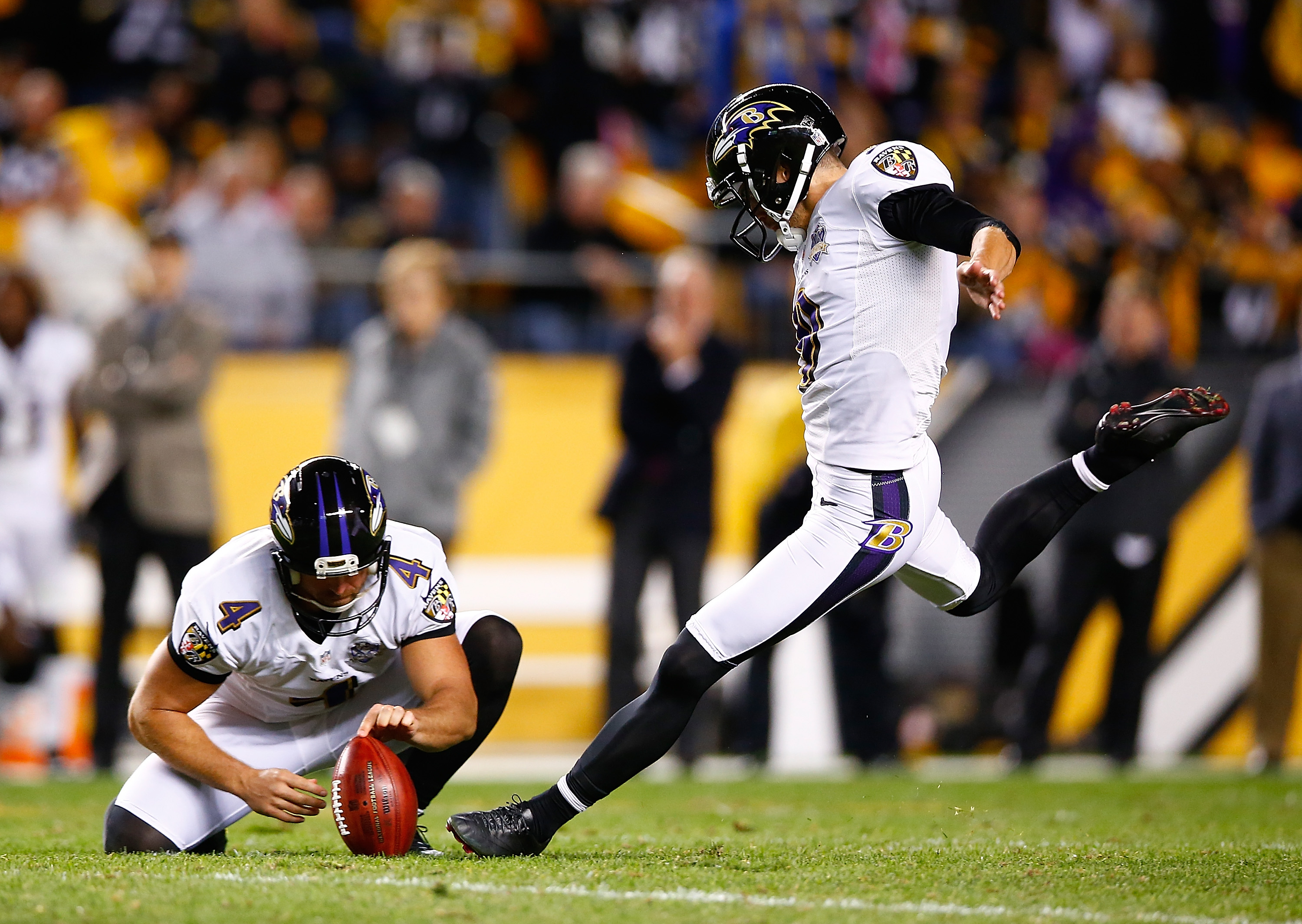 66-yard FG bomb from Tucker and Ravens breaks Lions hearts, 19-17