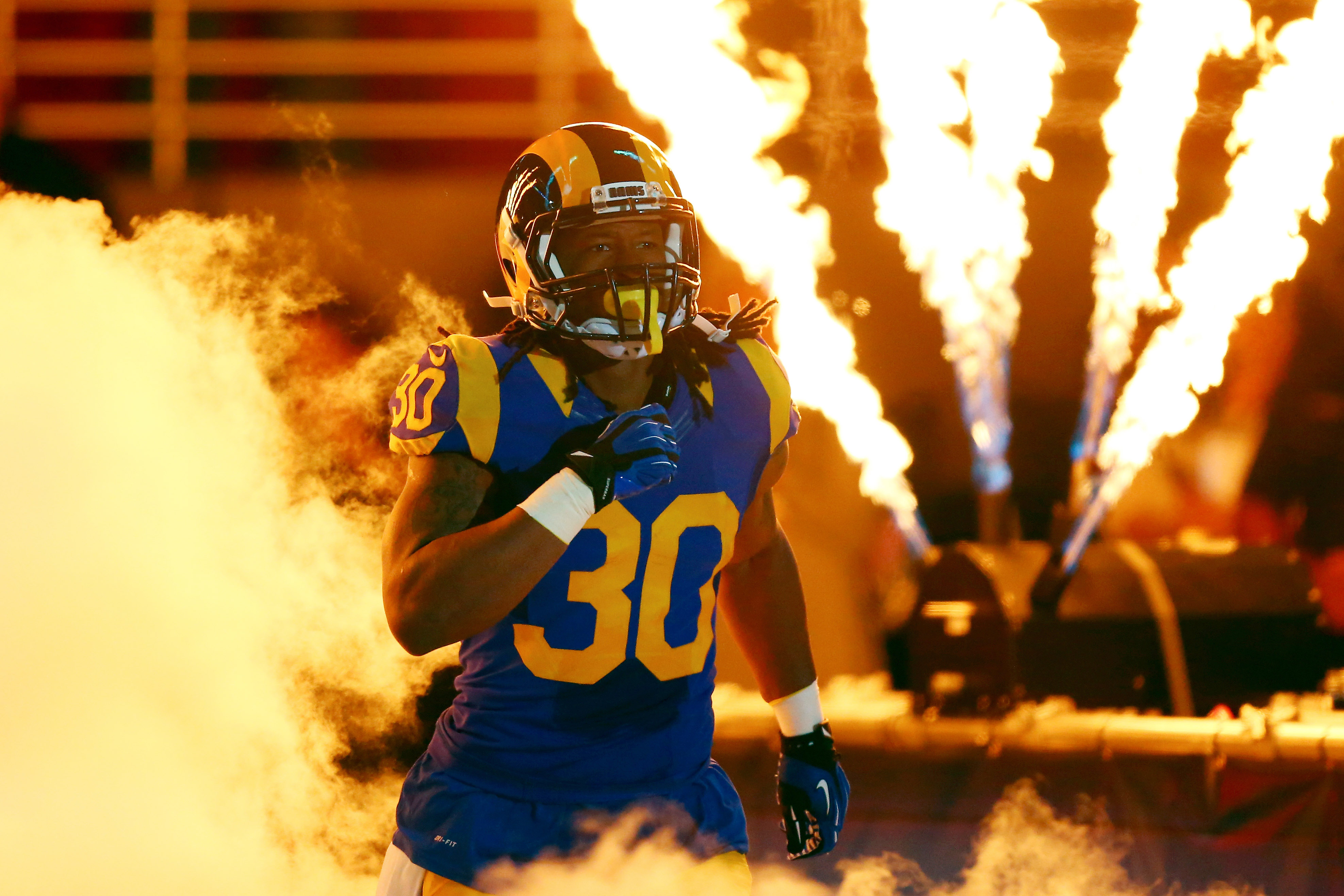 Todd Gurley ranked as top overall fantasy football pick