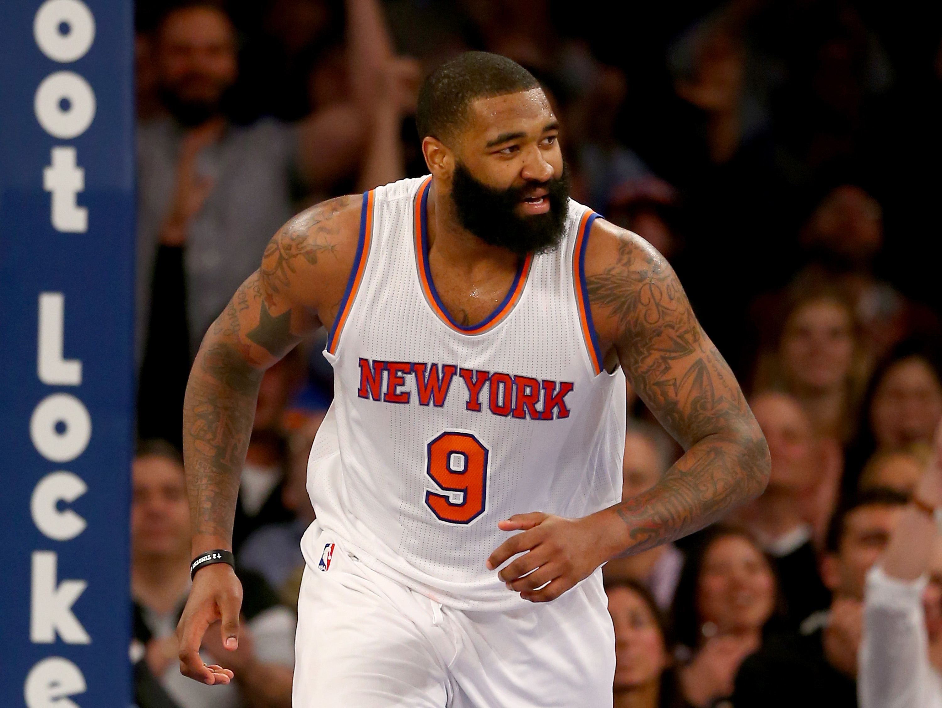 Kyle O'Quinn Signs One-Year Deal With Indiana Pacers