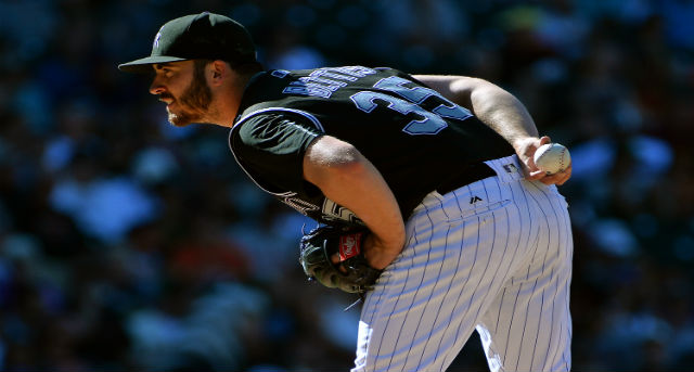 chad bettis, fantasy baseball