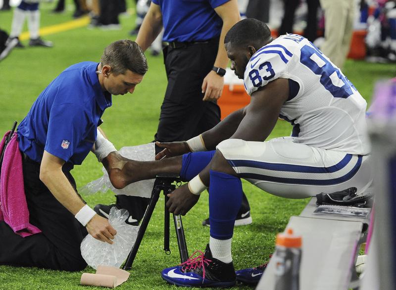Injury Report Breakdown Week 7