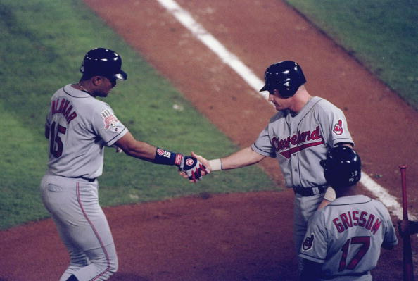 Indians and Their Catchers Have a Flair For Dramatic in Postseason Against Yankees