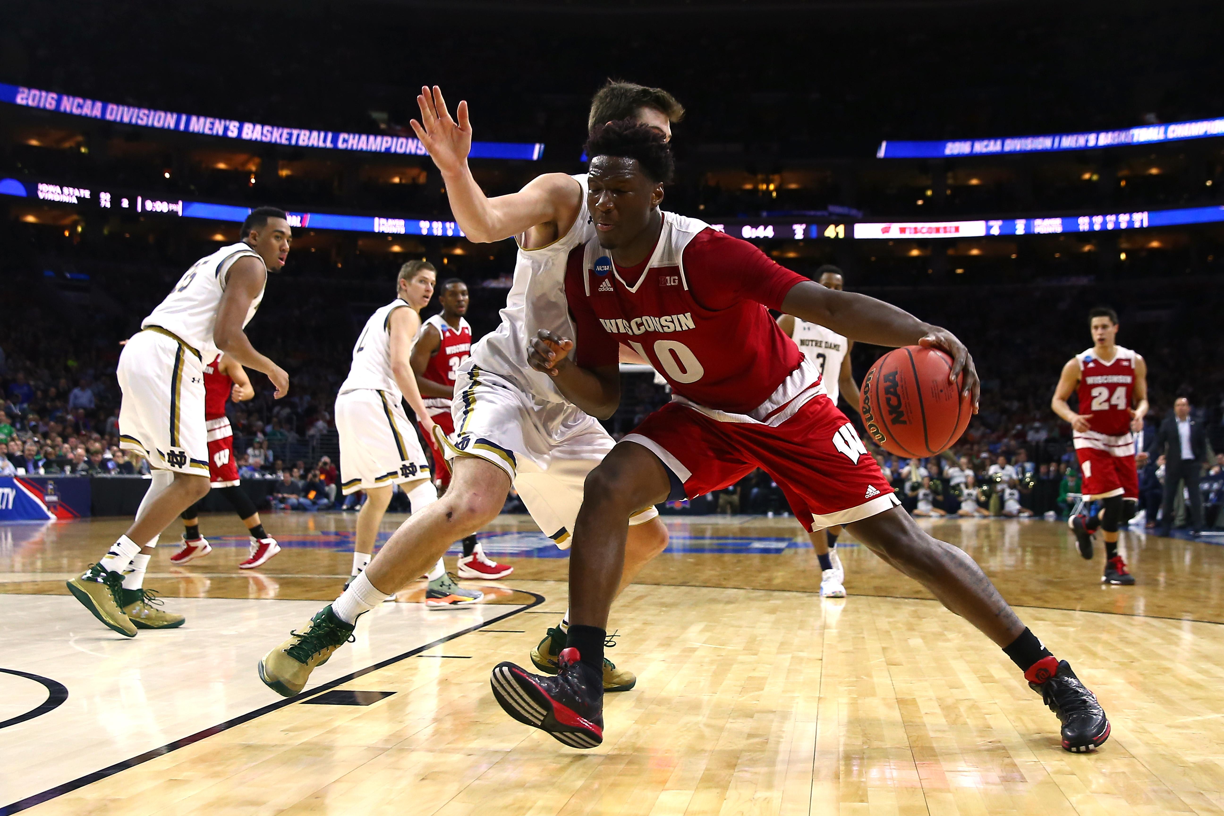 Observations/Grades From Wisconsin Basketball's Throttling of Oklahoma