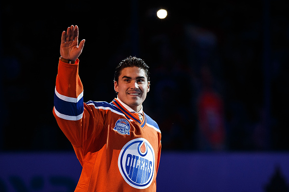 """Yakupov: """"I have a new team, a new home"""""""