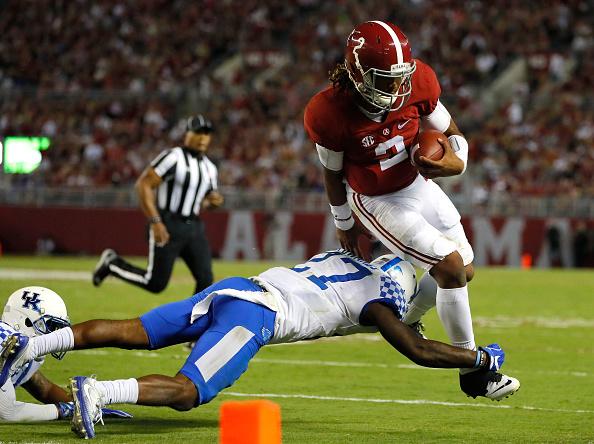 College Football AP Top 25 Rankings - Week 6