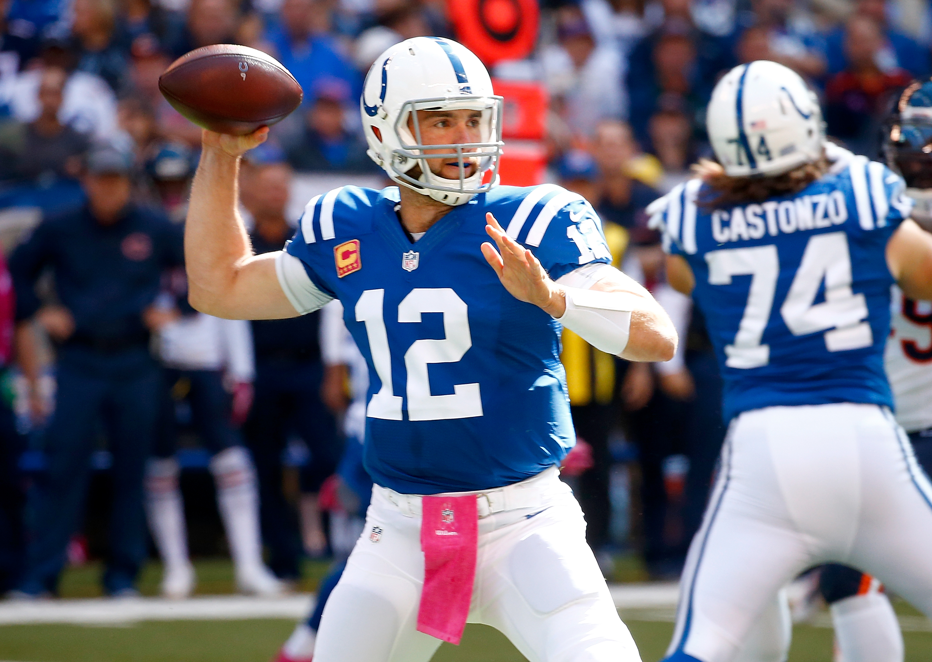 Colts Notebook: Not So Fast