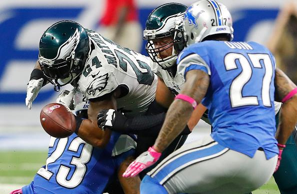 Week 5 wrap-up: Philadelphia Eagles vs. Detroit Lions