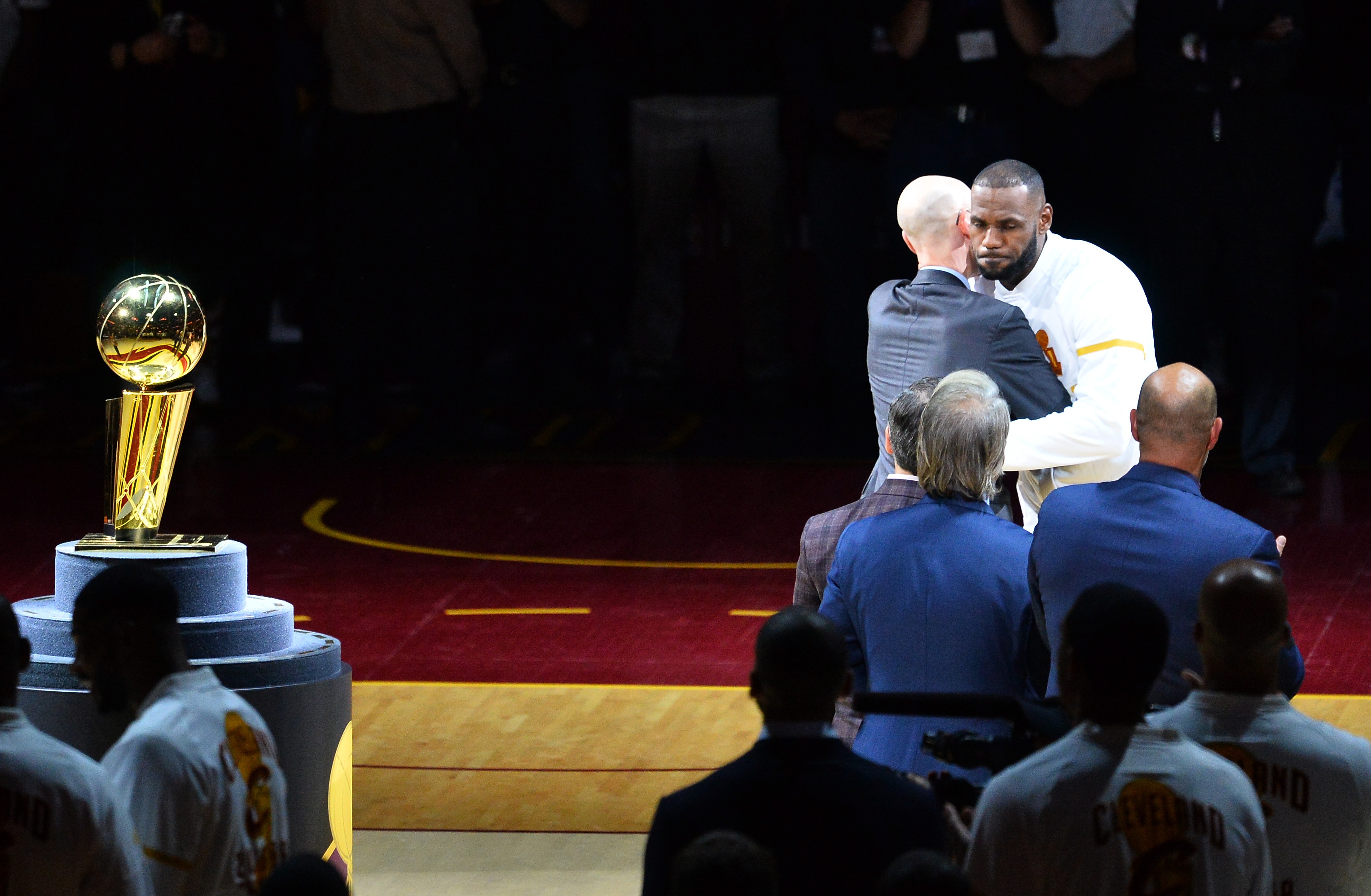 What the Rings Mean to the Cavs