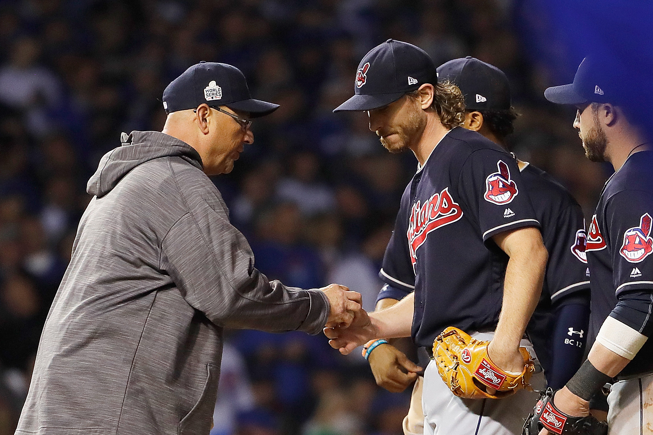 Should The Cleveland Indians Pickup Josh Tomlin's Option?