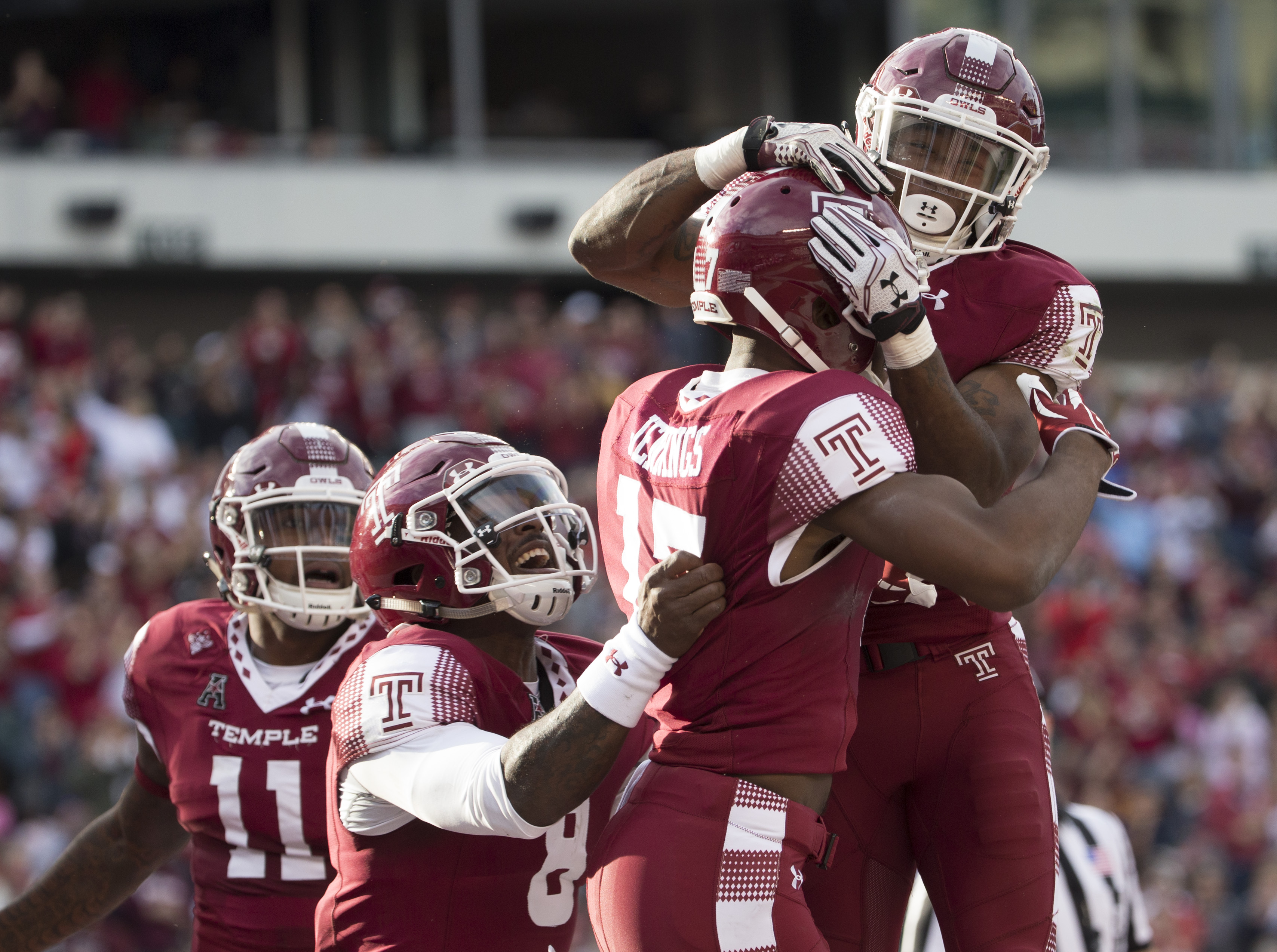 Temple Owls make it three in a row with victory over Cincinnati