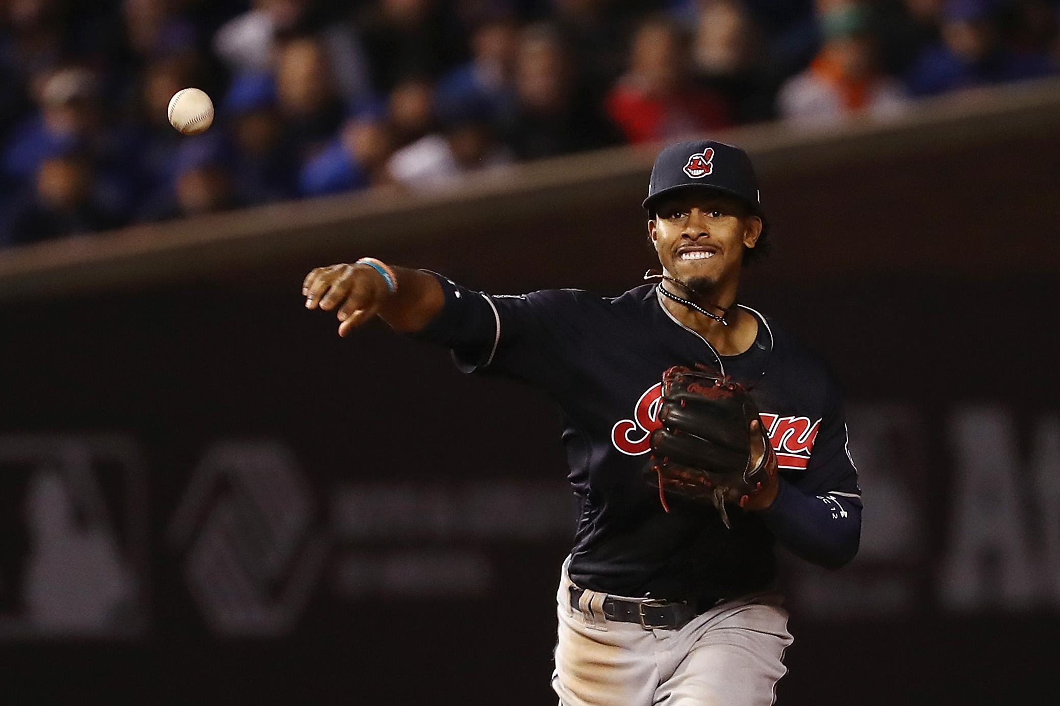 Francisco Lindor's PostseasonShowcasing Why He's Baseball's Best Young Shortstop