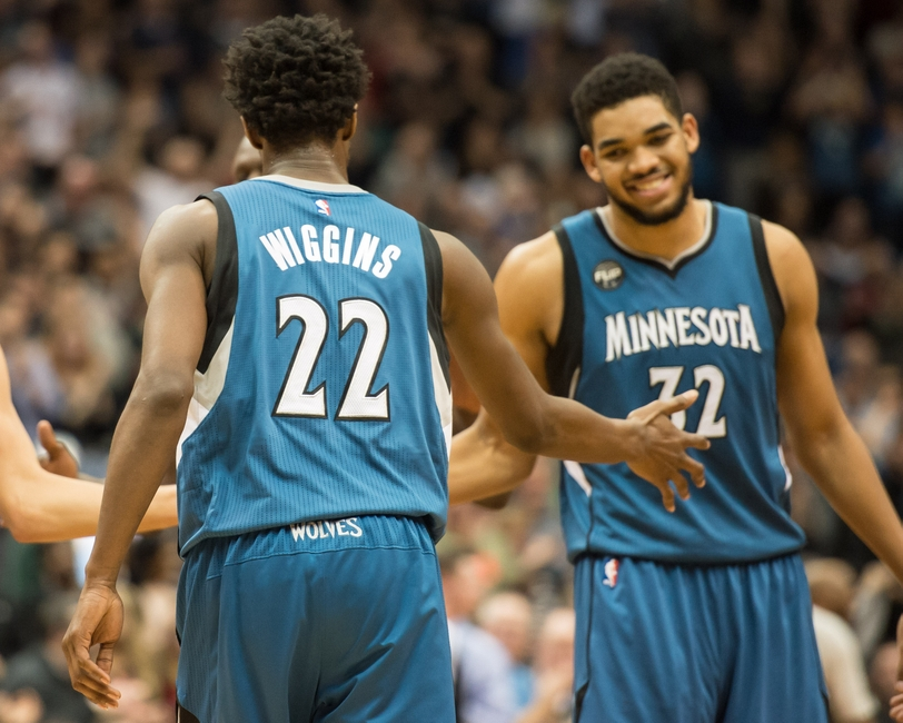 Timberwolves Roster Rankings: The Final Five