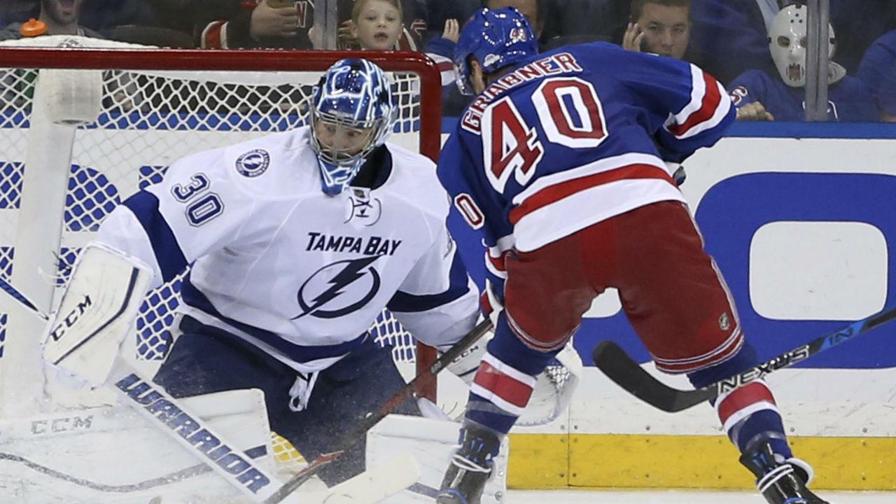 Game 9 Recap: Rangers Embarrass Lightning 6-1