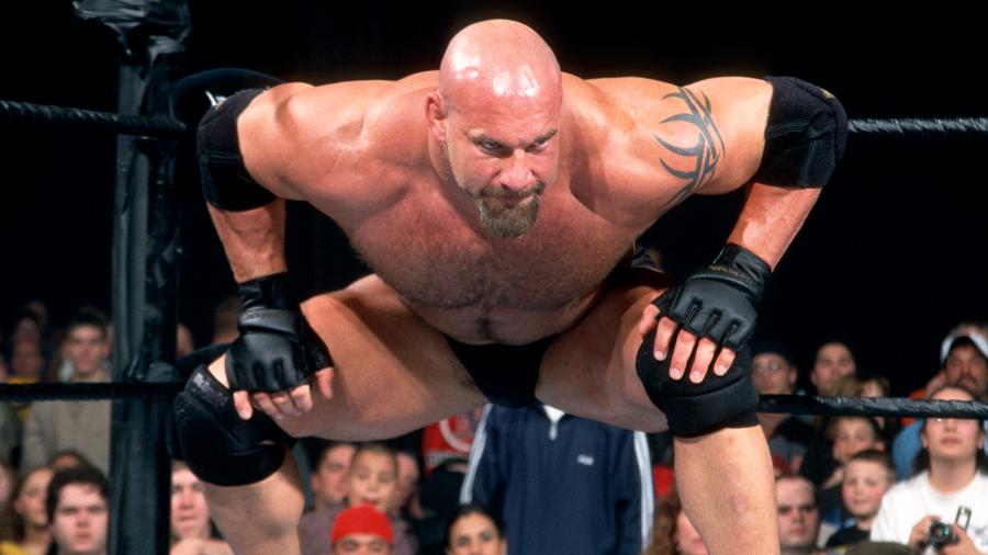 If I Were Booking - Goldberg's Return