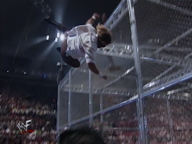Top 10 Hell in a Cell Matches