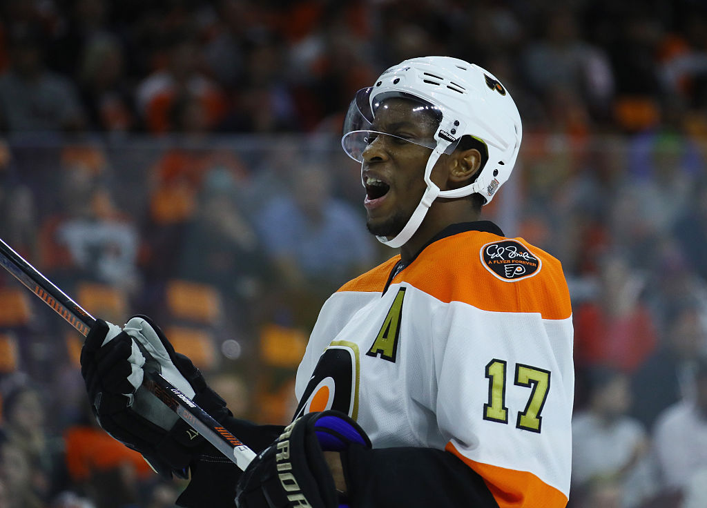 For Flyers' Simmonds, the more things change, the more he stays the same