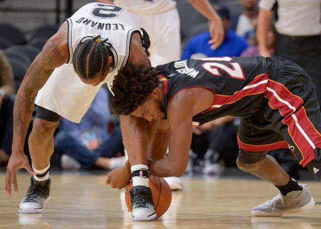 Spurs vs. Heat Gameday Q&A with Hot Hot Hoops