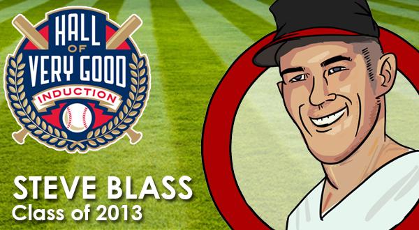 The Hall of Very Good™: Steve Blass