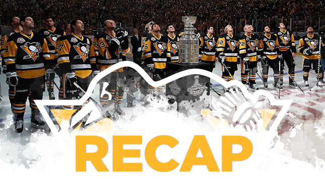 RECAP: Pens are still standin' better than they ever did.
