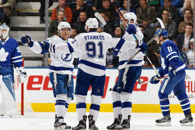 Game 6 Recap: Stamkos' 4 Point Night Helps Rake Leafs 7-3