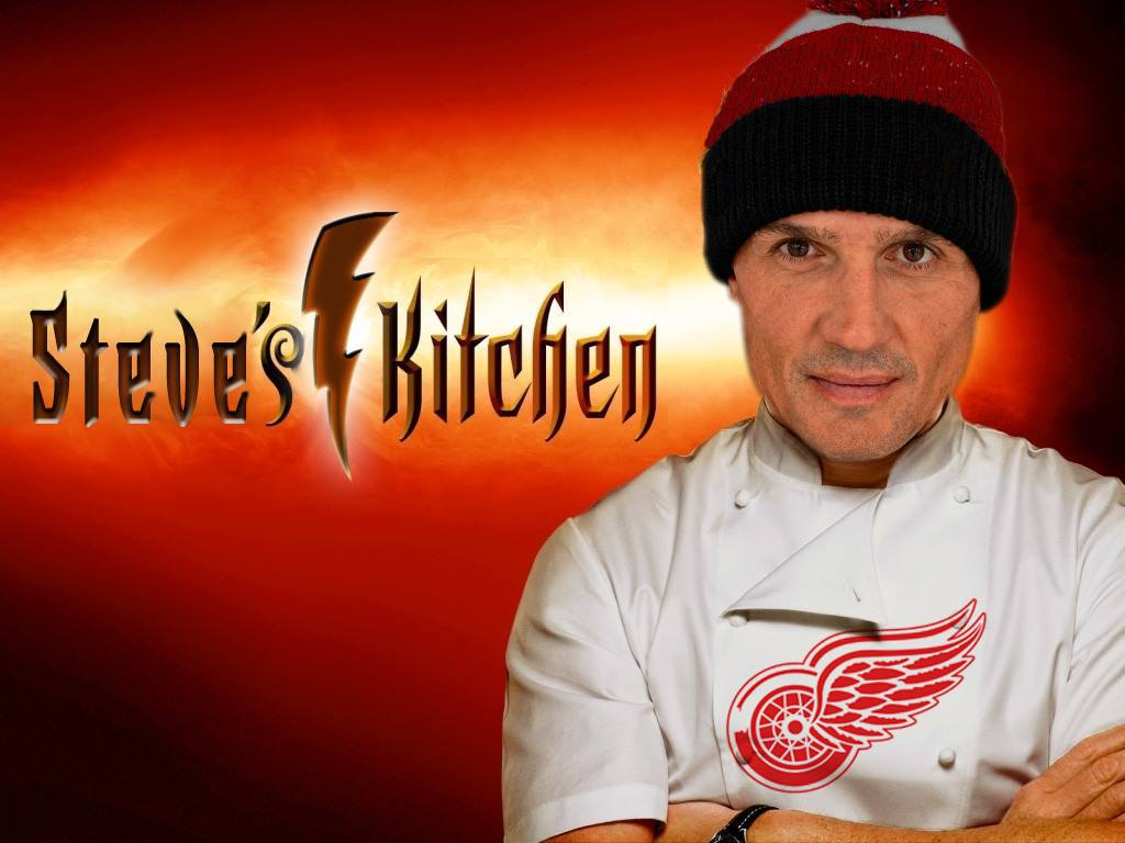 Yzerman Cooking Up A Champion Following Red Wings Recipe #1