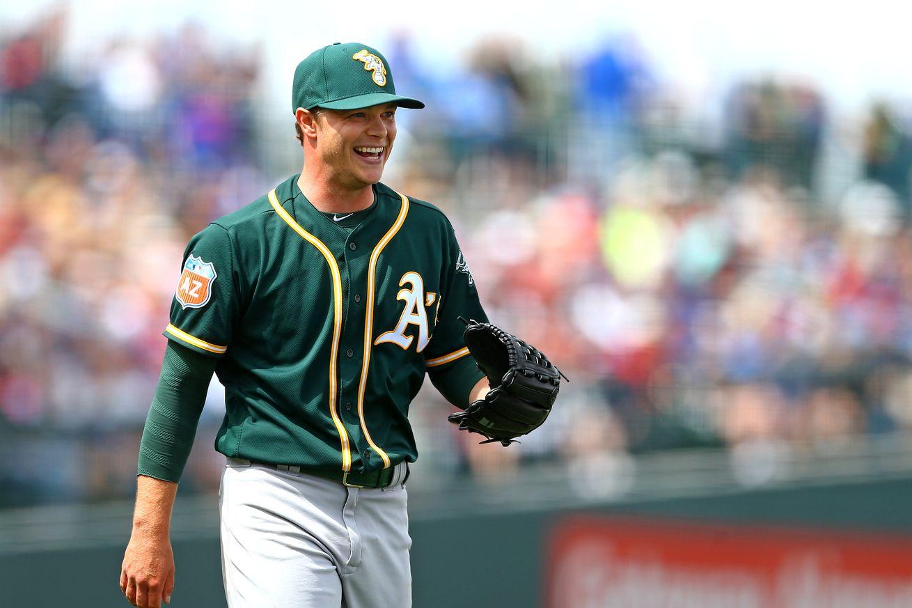 The Oakland Athletics Should Trade Sonny Gray