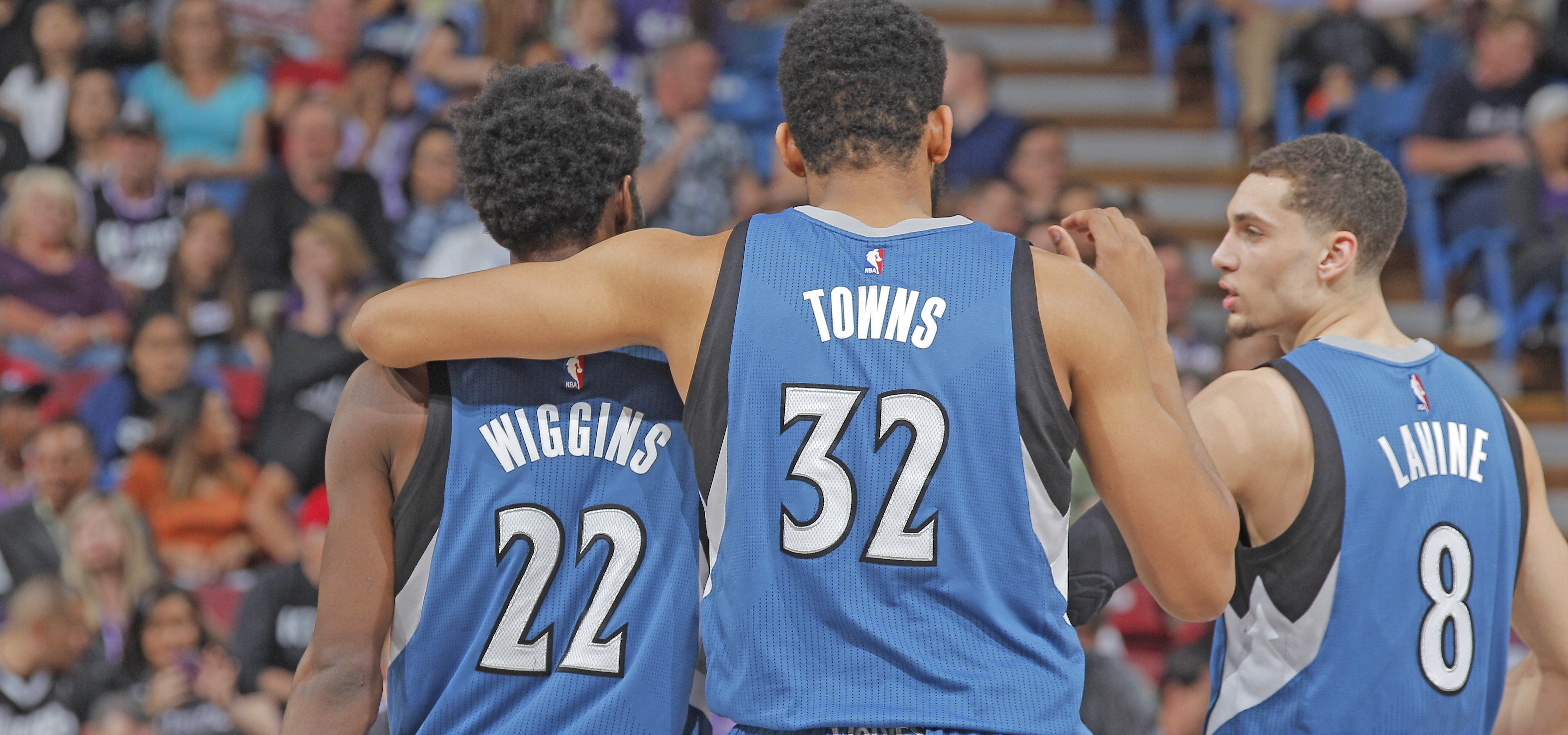 The weight on their shoulders - tale of the Timberwolves