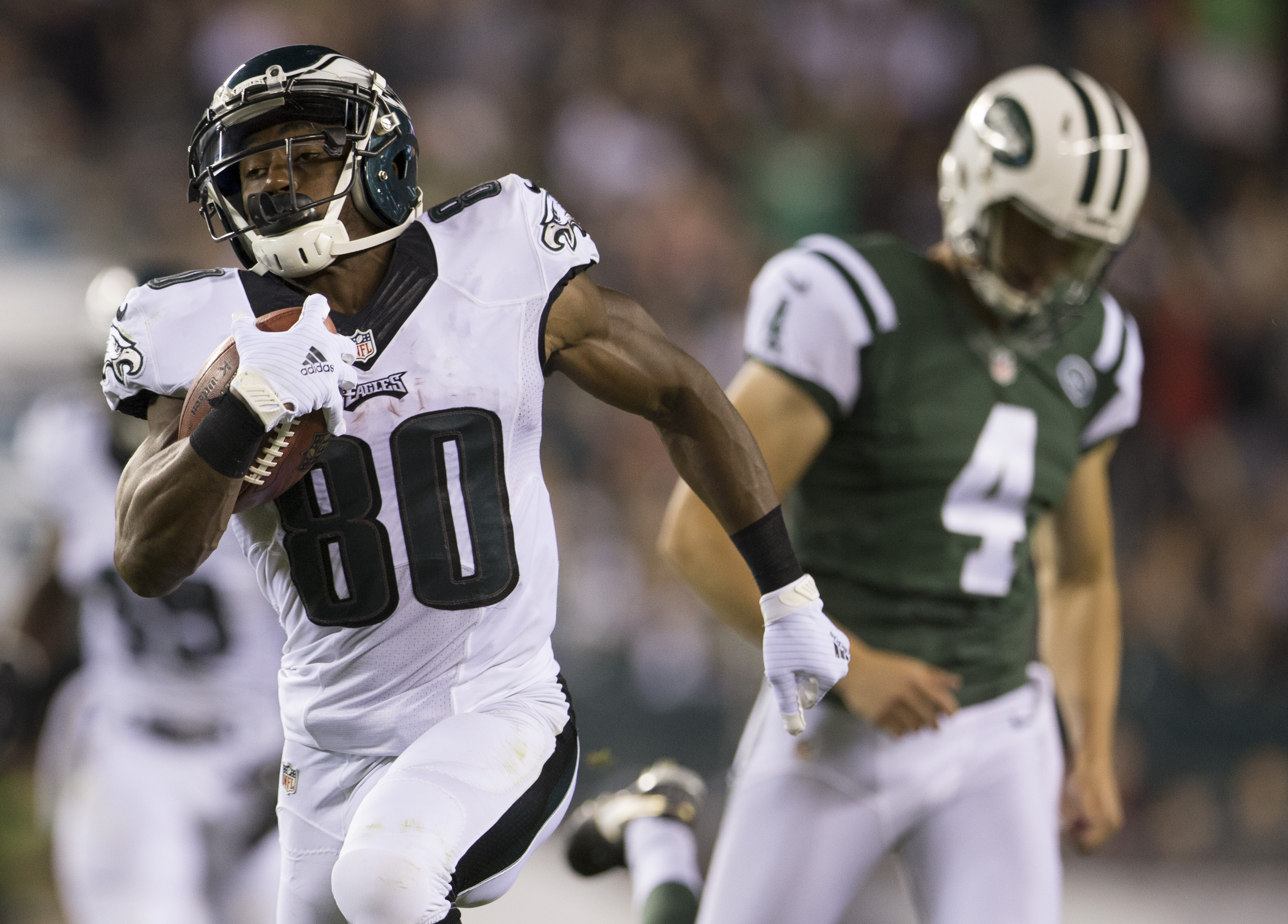 Eagles sign WR Paul Turner to active roster, release CB Grymes