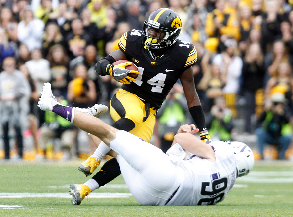 Iowa cornerback Desmond King could be a fit for Eagles