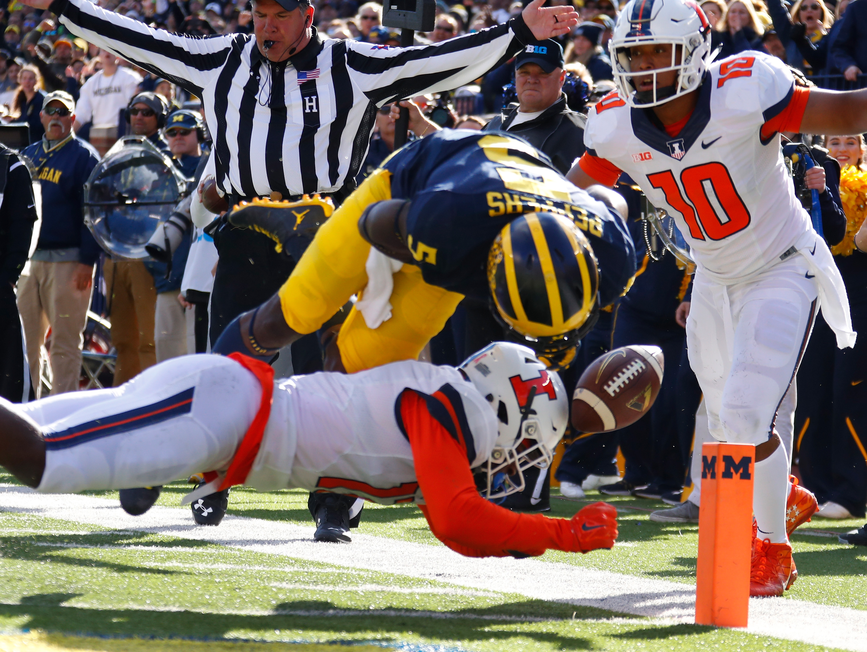 Be Ashamed Media: Jabrill Peppers is Not a Heisman Contender