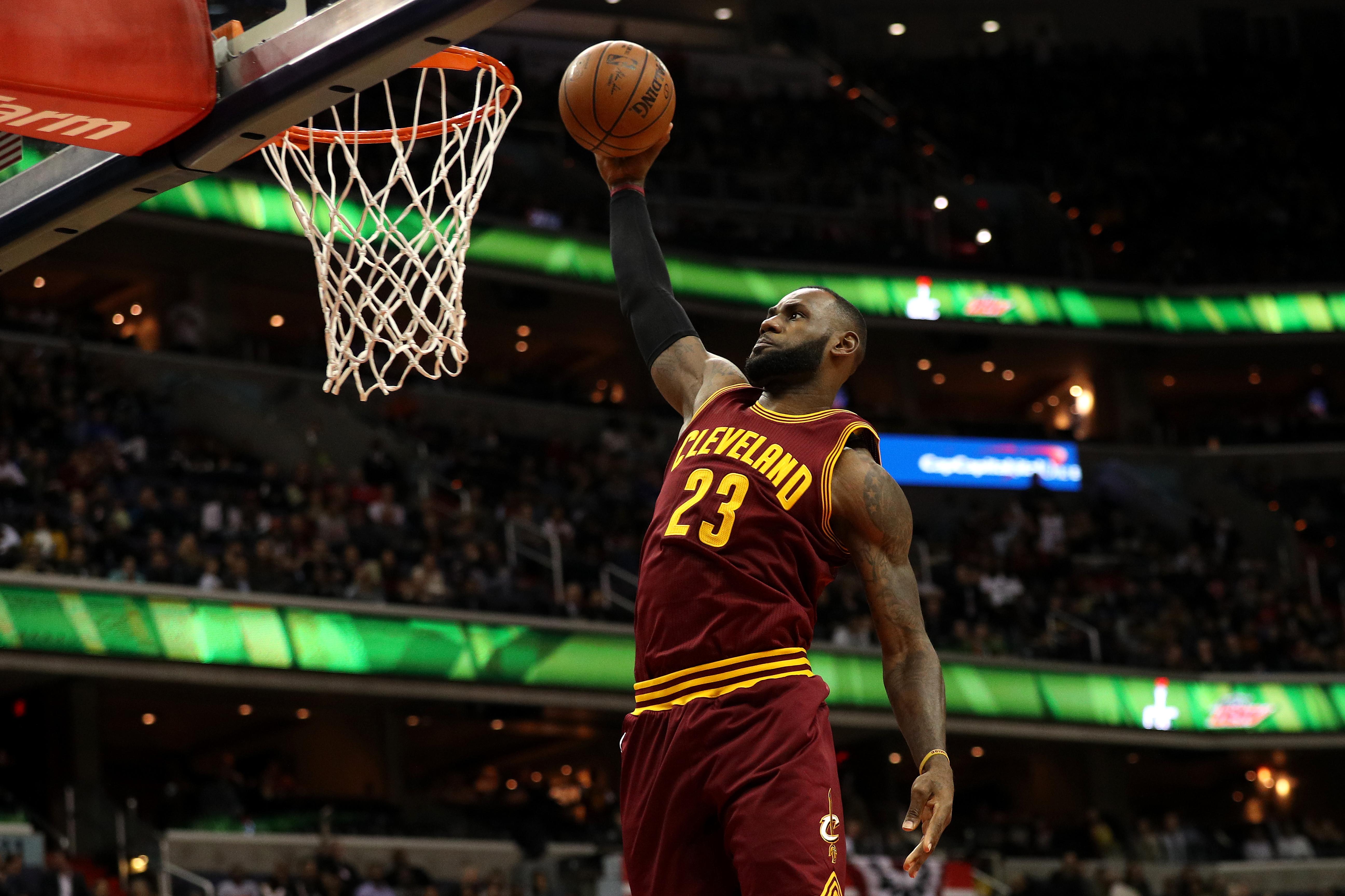 NBA Power Rankings - 11/23