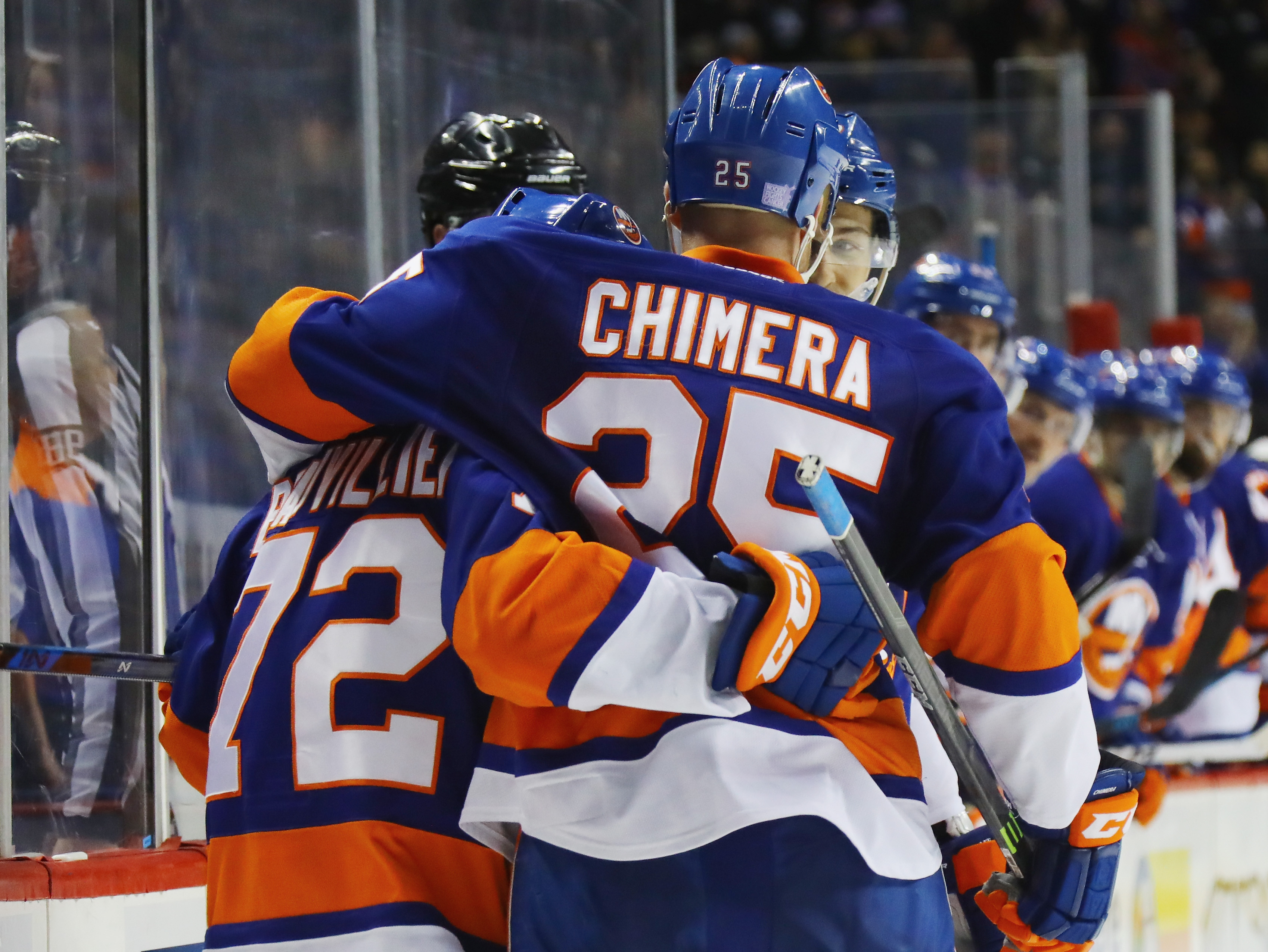 Islanders and Ducks don't know when to stop