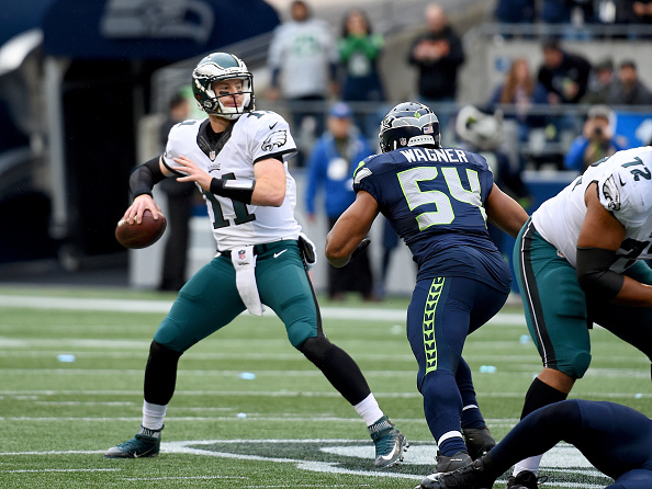 Week 11 Wrap-Up: Philadelphia Eagles vs. Seattle Seahawks