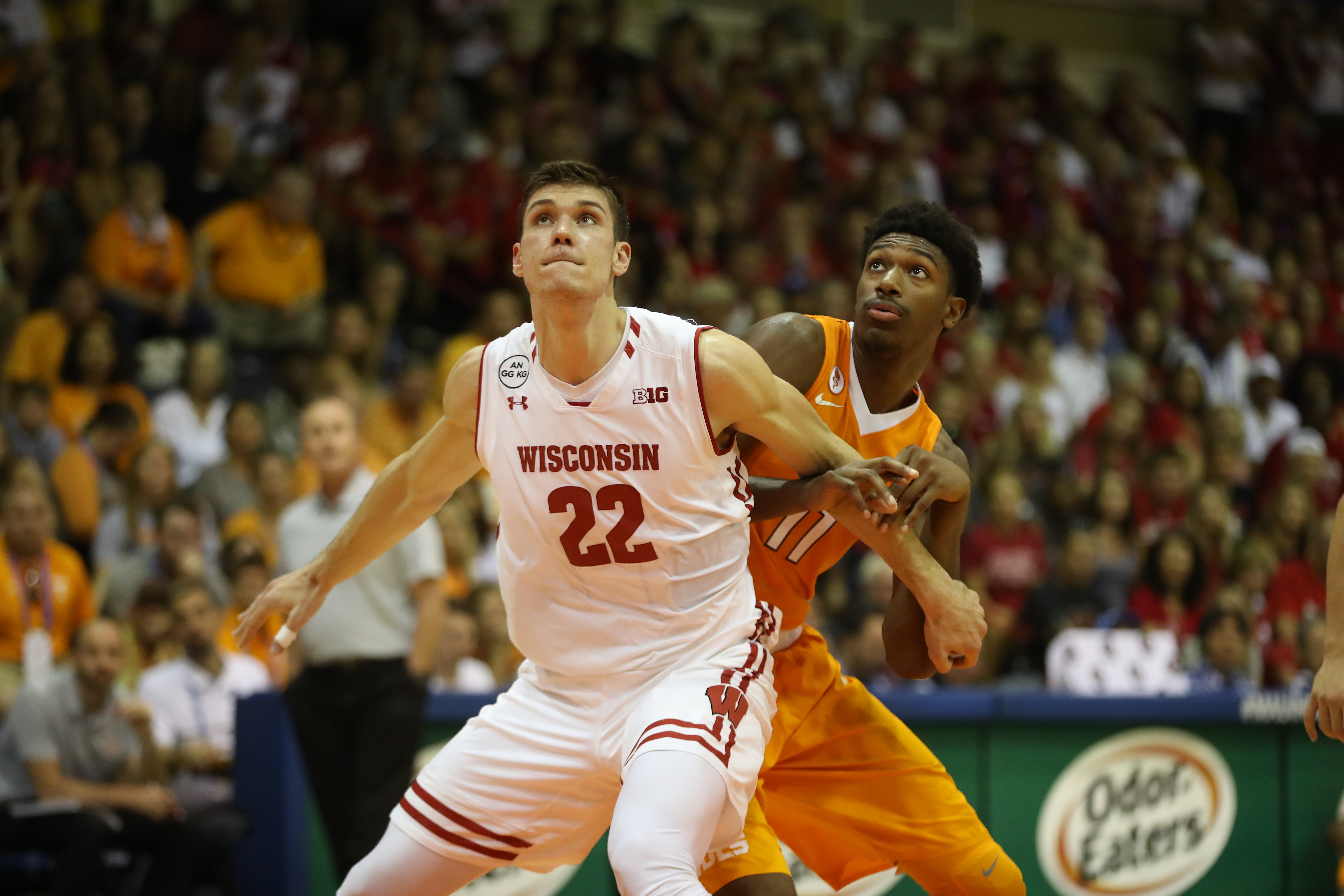 Report Card: Wisconsin Basketball's Non-Conference Player Grades