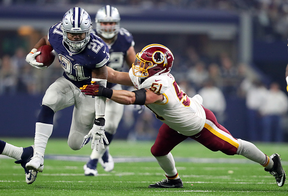 Dallas Cowboys do not plan on decreasing Ezekiel Elliott's workload