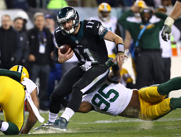 Week 12 Wrap-Up: Philadelphia Eagles vs. Green Bay Packers