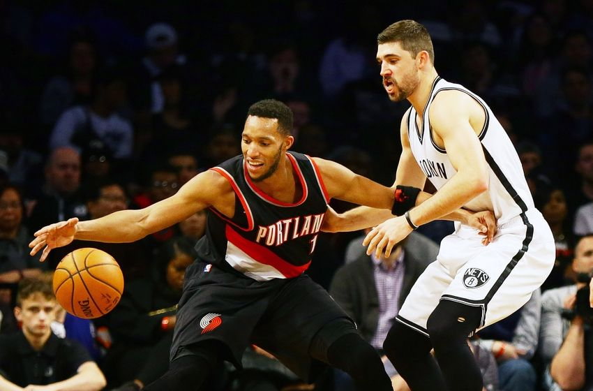 Not even Evan Turner could believe Portland's $70 million offer