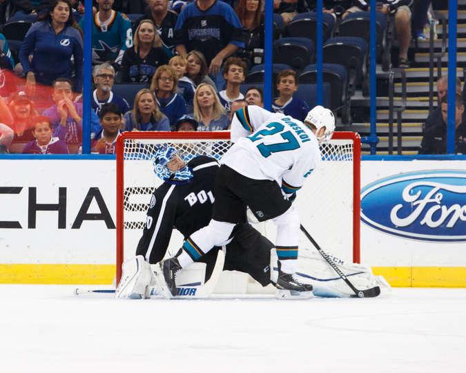 Game 15 Recap: Sharks Beat Bolts 3-1 (W/Audio-Video)