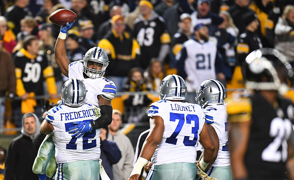 Cowboys Resilient in Win Over Steerlers