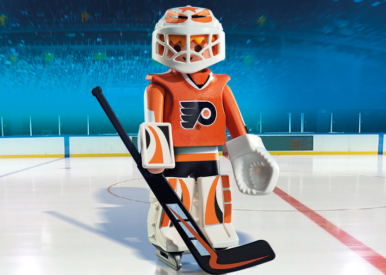 PLAYMOBIL has some pretty awesome Flyers & NHL figurines available