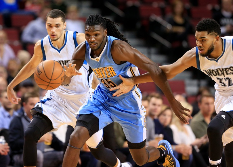 Third quarter woes prevent Wolves win vs. Denver Nuggets